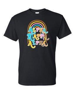 Alpha Kappa Alpha Comfort Colors Joy Tee