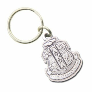 Alpha Kappa Alpha Crest Keyring - CLOSEOUT