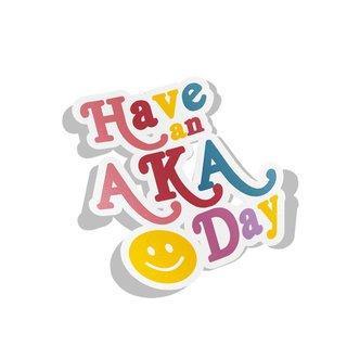 Alpha Kappa Alpha Day Decal Sticker