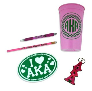 Alpha Kappa Alpha Discount Kit
