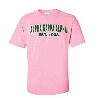 Alpha Kappa Alpha Est Tee