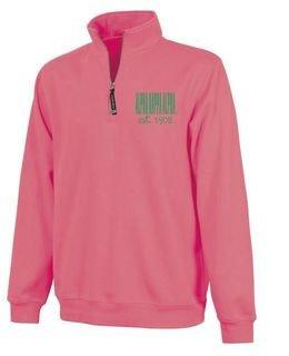 Alpha Kappa Alpha Established Crosswind Quarter Zip Sweatshirt
