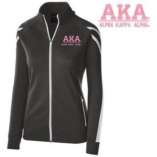Alpha Kappa Alpha Flux Track Jacket