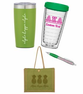 Alpha Kappa Alpha Formal & Party Favors