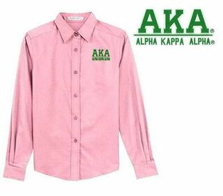 Alpha Kappa Alpha Greek Letter Oxford