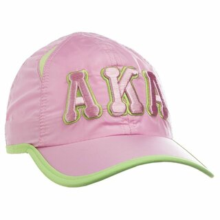 Alpha Kappa Alpha Greek Featherlight Cap