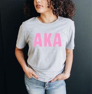 Alpha Kappa Alpha Jordyn Comfort Colors T-Shirt