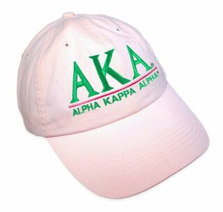 Alpha Kappa Alpha World Famous Line Hat