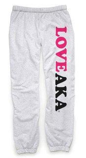 Alpha Kappa Alpha Love Sweatpants