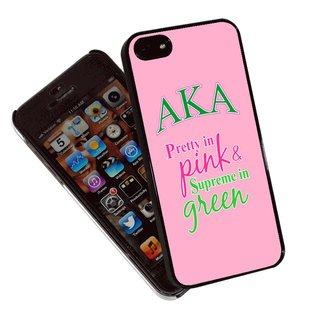 Alpha Kappa Alpha Phone Cover - Pretty In Pink