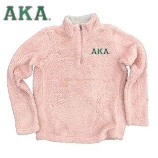 Alpha Kappa Alpha Sherpa Pullover