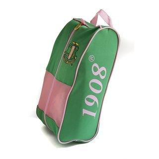 Alpha Kappa Alpha Shoe Bag