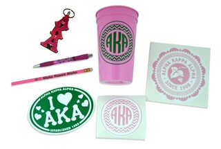 Alpha Kappa Alpha Sister Set - Save 20%