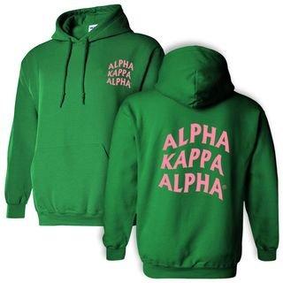 Alpha Kappa Alpha Social Hoodie