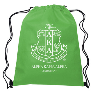 Alpha Kappa Alpha Sports Pack Bag