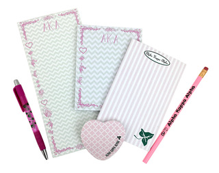 Alpha Kappa Alpha Stationary Set
