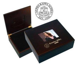 Alpha Kappa Alpha Treasure Box