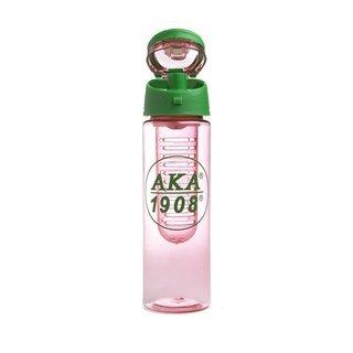 Alpha Kappa Alpha Tritan Water Bottle