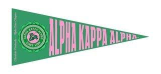 Alpha Kappa Alpha Wall Pennants