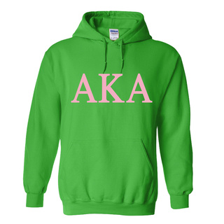 Alpha Kappa Alpha World Famous $25 Greek Hoodie