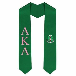 Alpha Kappa Alpha World Famous EZ Stole - Only $29.99!