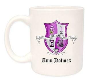 alpha Kappa Delta Phi Coffee Mug