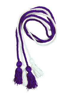 alpha Kappa Delta Phi Greek Graduation Honor Cords