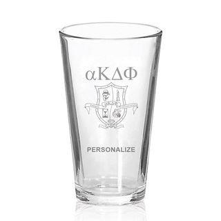 alpha Kappa Delta Phi Mixing Glass