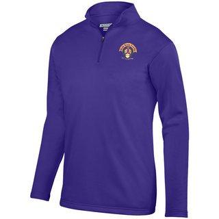 DISCOUNT-Alpha Kappa Lambda-  World famous-Crest - Shield Wicking Fleece Pullover