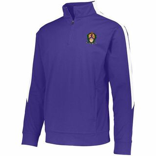 DISCOUNT-Alpha Kappa Lambda-  World Famous Greek Crest - Shield Medalist Pullover