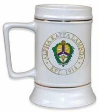 Alpha Kappa Lambda Ceramic Stein