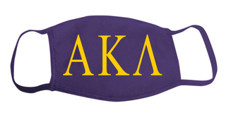 Alpha Kappa Lambda Face Masks