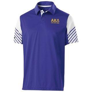 Alpha Kappa Lambda Fraternity Arch Polo