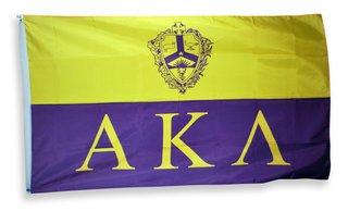 Alpha Kappa Lambda Giant 3 x 5 Flag