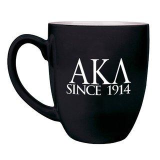 Alpha Kappa Lambda Greek Bistro Mug