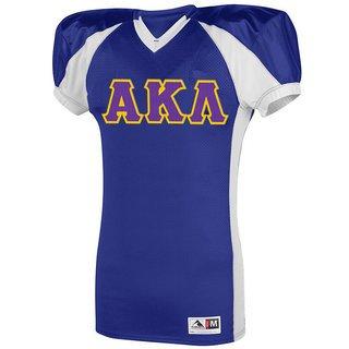 Alpha Kappa Lambda Snap Football Jersey