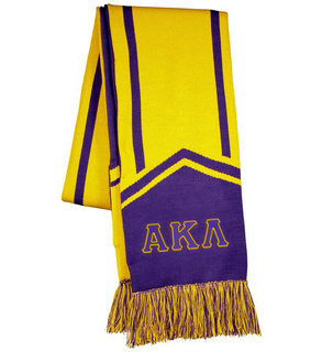 Alpha Kappa Lambda Homecoming Scarf