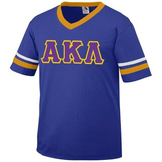 DISCOUNT-Alpha Kappa Lambda Jersey With Custom Sleeves