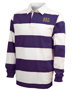 Alpha Kappa Lambda Lettered Rugby