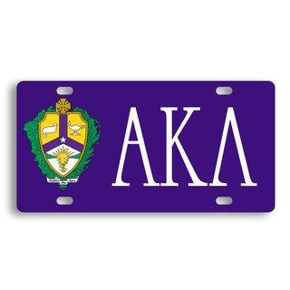Alpha Kappa Lambda License Cover
