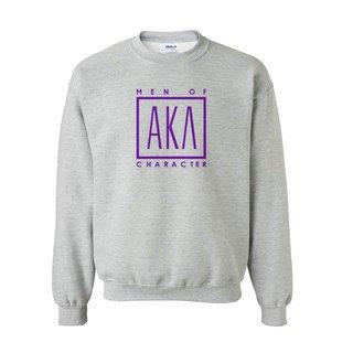 Alpha Kappa Lambda Logo Crewneck Sweatshirt