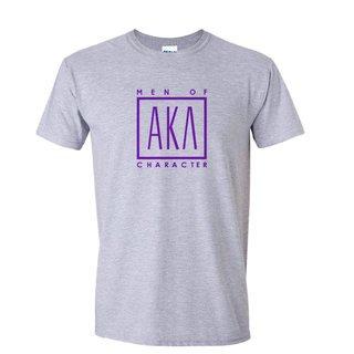 Alpha Kappa Lambda Logo Short Sleeve Tee