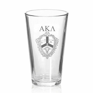 Alpha Kappa Lambda Mixing Glass