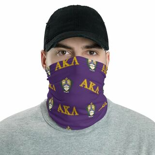 Alpha Kappa Lambda Neck Gaiters