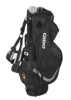 Alpha Kappa Lambda Ogio Vision 2.0 Golf Bag