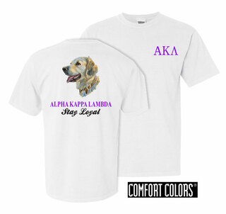 Alpha Kappa Lambda Stay Loyal Comfort Colors T-Shirt