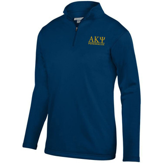 Alpha Kappa Psi- $39.99 World Famous Wicking Fleece Pullover