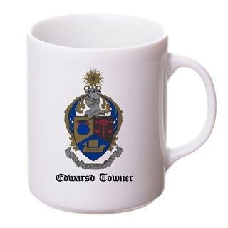 Alpha Kappa Psi Crest - Shield Coffee Mug
