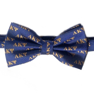 Alpha Kappa Psi Lettered Bow Tie