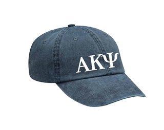 Alpha Kappa Psi Letters Hat